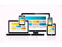Affordable Website Design and Development Services from £495 | SEO, Support, Tutorials £20p/h