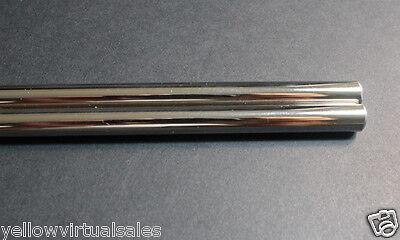 "2 x 8mm Shaft 300mm 12/"" Hardened Rod Rail Linear Motion 3D Printer XYZ for lm8uu"