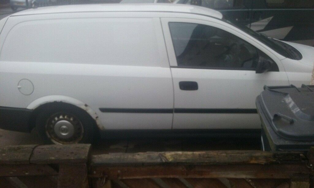 2004 Vauxhall astra van | in Stevenston, North Ayrshire ...