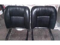JAGUAR DAIMLER 1960s SEATS GALORE BACKS FRONTS VARIOUS MASSIVE CLEAROUT