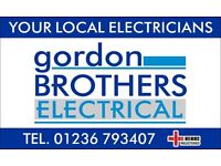 ***Gordon Brothers Electrical*** 01236 793407