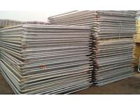 ⚠️Heras Site Security Fencing Panels - Used