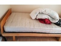 Single bed for free.......needs to go ASAP