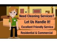 Fast, excellent, reliable, professional End of tenancy cleaning/ carpet cleaning services