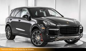 2013 Porsche Cayenne Turbo | Low Mileage -  ULTRA LOADED!