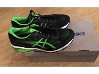 ASICS GT1000 5 mens running shoes trainers Size 10.5 worn twice