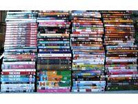 DVD job lot - Comedy, Music, Horror, Animation Over 100 DVD's