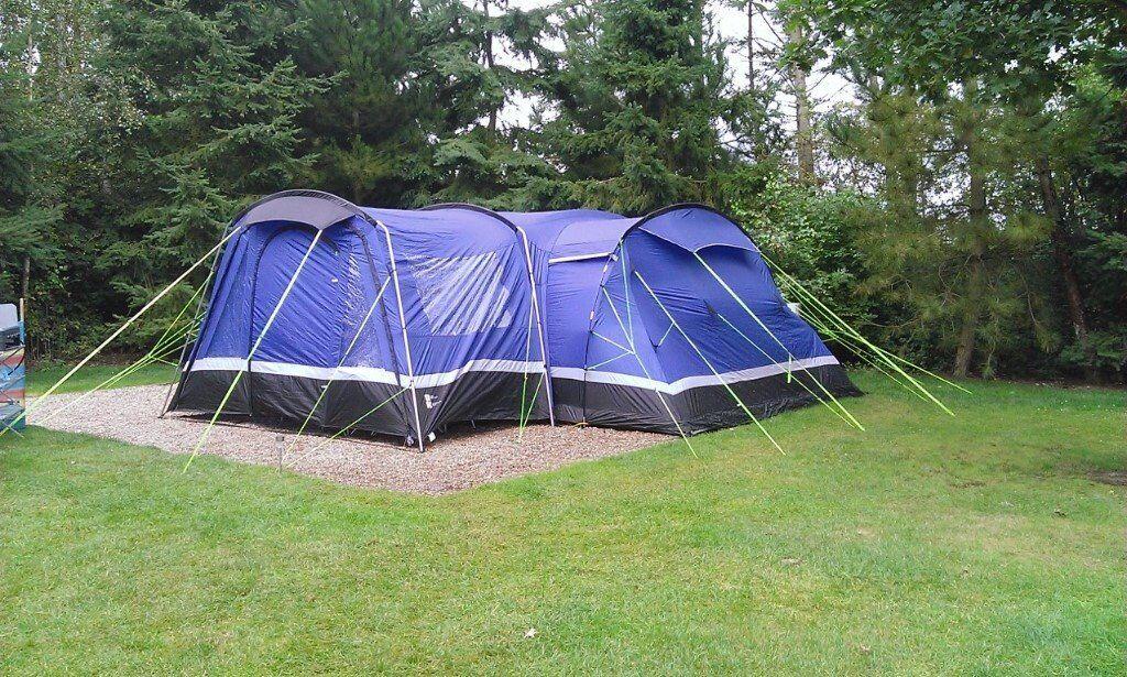Hi-Gear - Kalahari 10 berth tent. & Hi-Gear - Kalahari 10 berth tent. | in Crossgates West Yorkshire ...