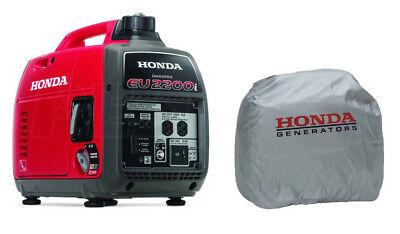 Honda Eu2200i W Free Oem Cover - Quiet Portable Inverter Generator