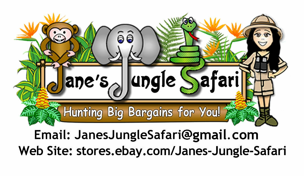 Jane's Jungle Safari