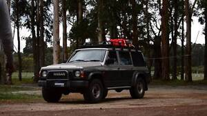 freshly transferred 92 Nissan Patrol GQ Perth Perth City Area Preview