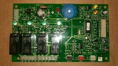 Hoshizaki 2a1410-01 Ice Machine Control Board Used Tested Works