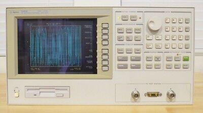 Agilent Hp 4291b Opt. 002 Rf Impedance Material Analyzer 1mhz To 1.8ghz V1.03