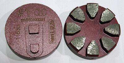 3 - 30 Grit Metal Bond Diamond Tool For Grinding Polishing Concrete Floors