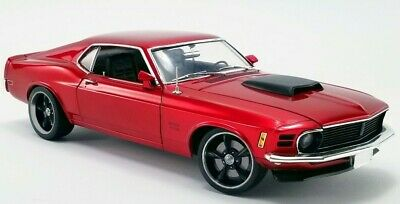 1970 Boss 429 Ford Mustang Street Fighter ACME 1:18 Red Metallic LE IN STOCK!