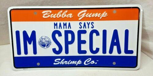 Bubba Gump Shrimp Co License Plate  Mama Says I