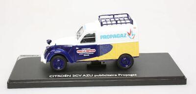 Citroën 2Cv Propagaz 1/43