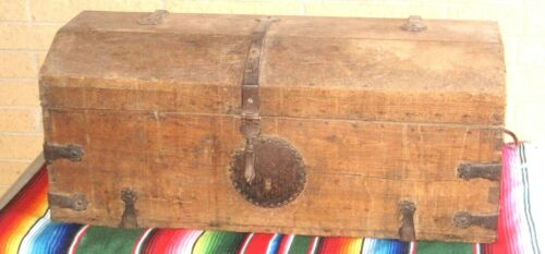 Spanish Colonial Baul Trunk