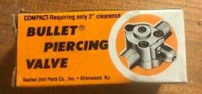 Bpv31 Bullet Piercing Tap Valve 14 516 And 38 Od