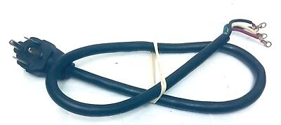 Amana Electric Dryer Tandem 7300 Model NED7300WW1 Power Cord Cable