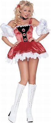 Sexy Alpine Girl Beer German Womens Adult Costume Halloween Oktoberfest Large - Female Oktoberfest Costume