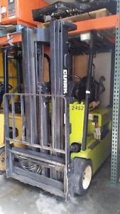 Clark TMG20 4000lbs Forklift