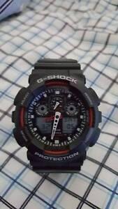 G Shock watch Black Summer Hill Ashfield Area Preview
