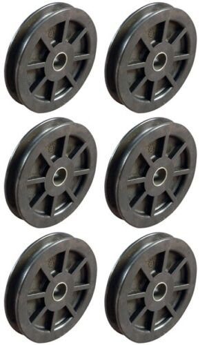 6-PACK Cable Sheave / Pulley for Industrial / Marine Use and Automotive Lifts