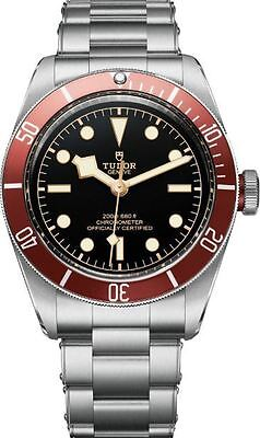 New Tudor Heritage Black Bay Men's Watch 79230R-0001