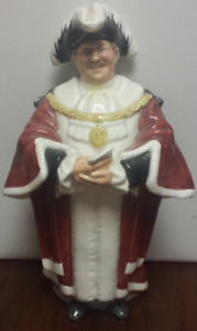 """Royal Doulton HN 2280 """"The Mayor"""" figure excellent condition"""