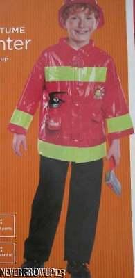 FIREFIGHTER CHILD COSTUME~ONE - Kids Firefighter Hat