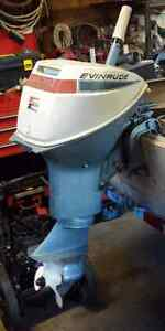 9.5 hp Evinrude outboard for sale
