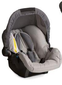 Birth - 6 months car seat