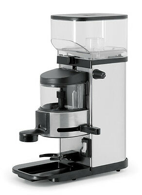 Commercial Espresso Bean Coffee Grinder Doser With Auto Stop 110 Volts