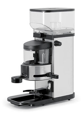 New Fiamma Mcf 64 Commercial Espresso Bean Grinder Auto Stop La Cimbali Style