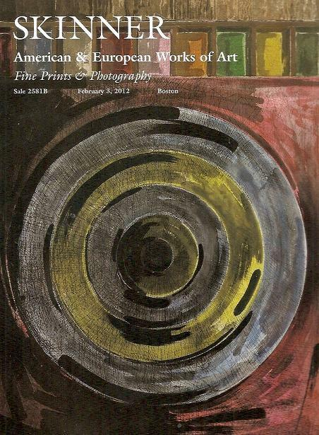 Skinner / American European Art Fine Prints Photography Auction Catalog 2012