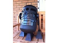 Various Garden Heaters and BBQ's for sale