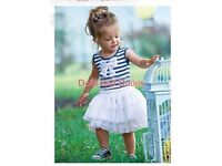 *****Girls clothing - Brand new dress with tags ------------- kids, babies, children, clothes