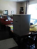 1 Heater, 2 Filing Cabinets for sale