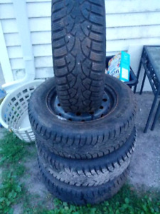 Tires for Saturn car