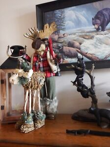 CANADIAN MOOSE HANDCRAFTED - LIKE NEW - MOVING SALE!!
