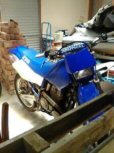 TTR 250 Yamaha dirt/road bike & 2002 ford au ute Carrum Downs Frankston Area Preview