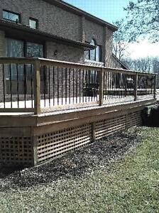 Inline Fence and Deck - unbeatable quality and prices! Belleville Belleville Area image 2