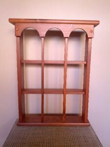 Small  Wall Unit to display Special Items  $35