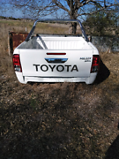 2016 Toyota Hilux SR5 Dual Cab Tub with Sports Bar Pittsworth Toowoomba Surrounds Preview