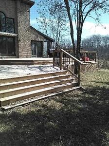 Inline fence and deck - unbeatable quality and prices