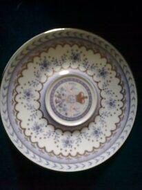 Fine Bone China Tea Cup & Saucer The Royal Collection comm. Her Majesties Diamond Wedding