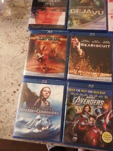 MOVING SALE - LOT OF BLURAYS - $30  FOR THE LOT!!!!!