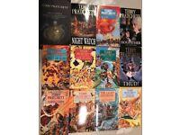 Terry Pratchett - Bundle of 12 books