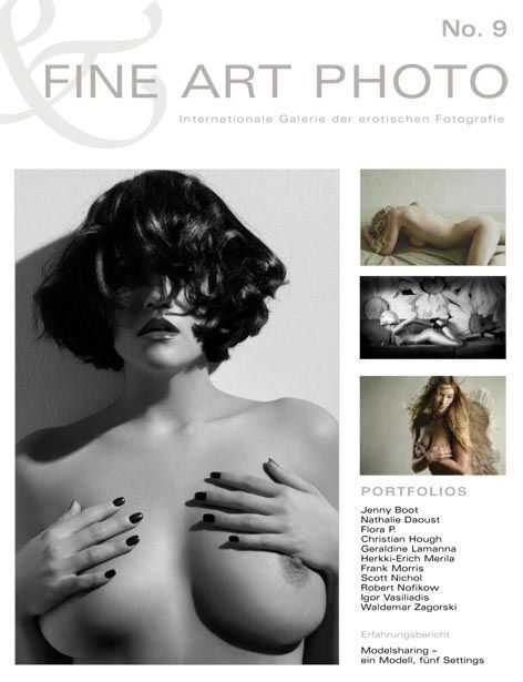 Fine Art Photo No.9 : The International Gallery Of Erotic Photography Book Nr.